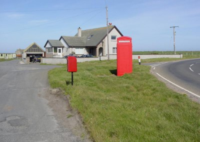 Huna Post Box  (Summer 2002)